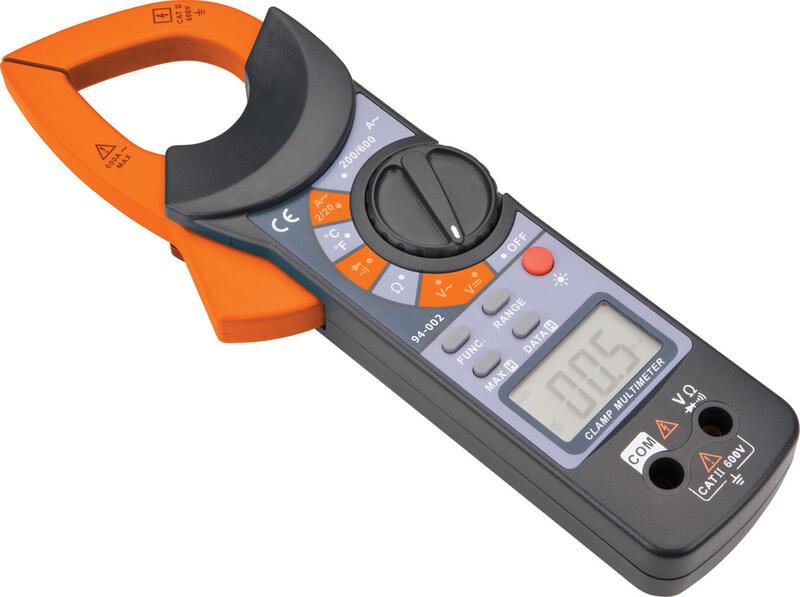 мультиметр Neo 94-001 инструкция - фото 4