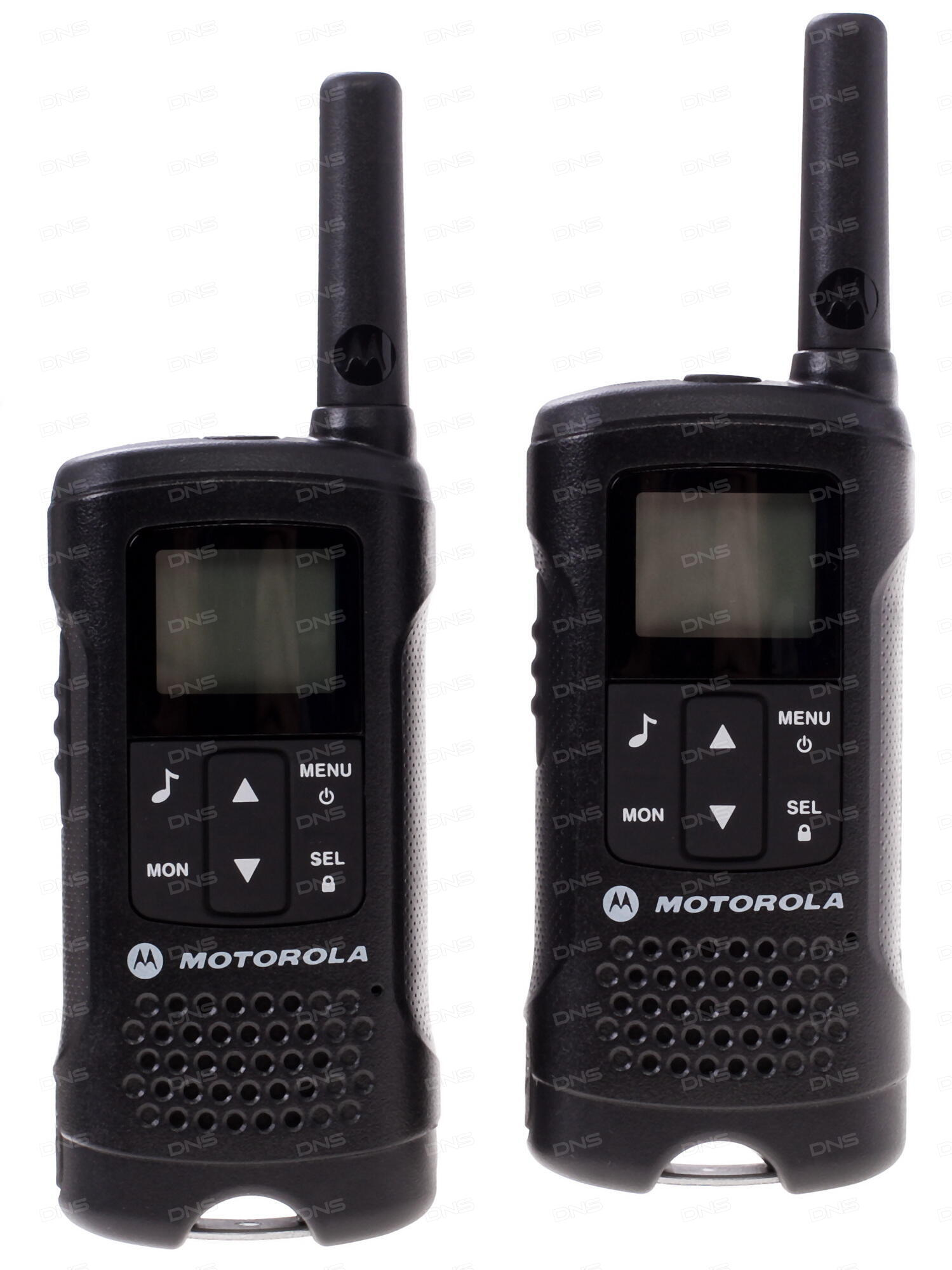 Обзор радиостанции Motorola TLKR T50