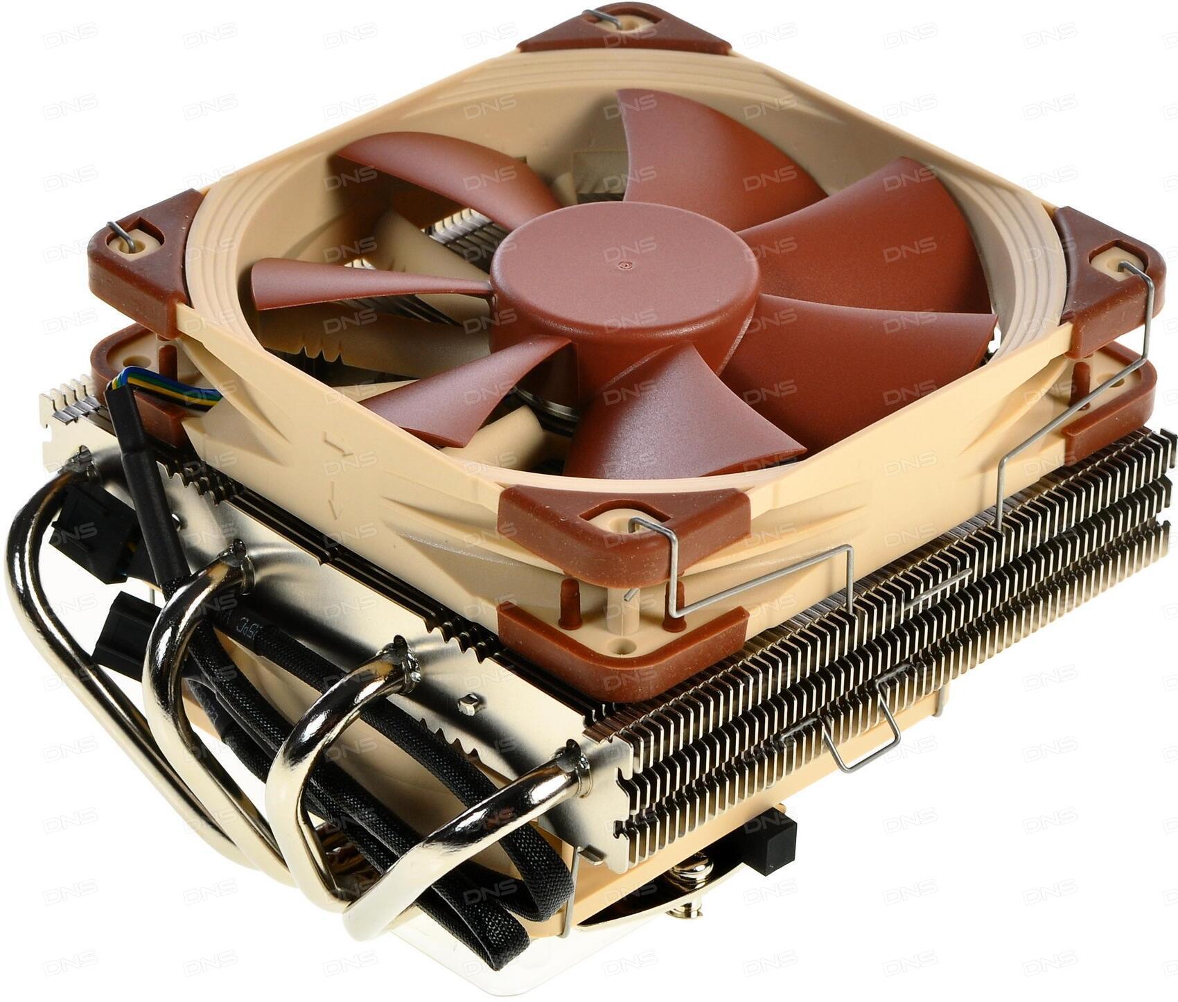Кулер Noctua NH-L12 (Intel S775/S1150/S1151/1155/S1156/S1356/S1366/S2011/AMD AM2/AM2+/AM3/AM3+/FM1/FM2)