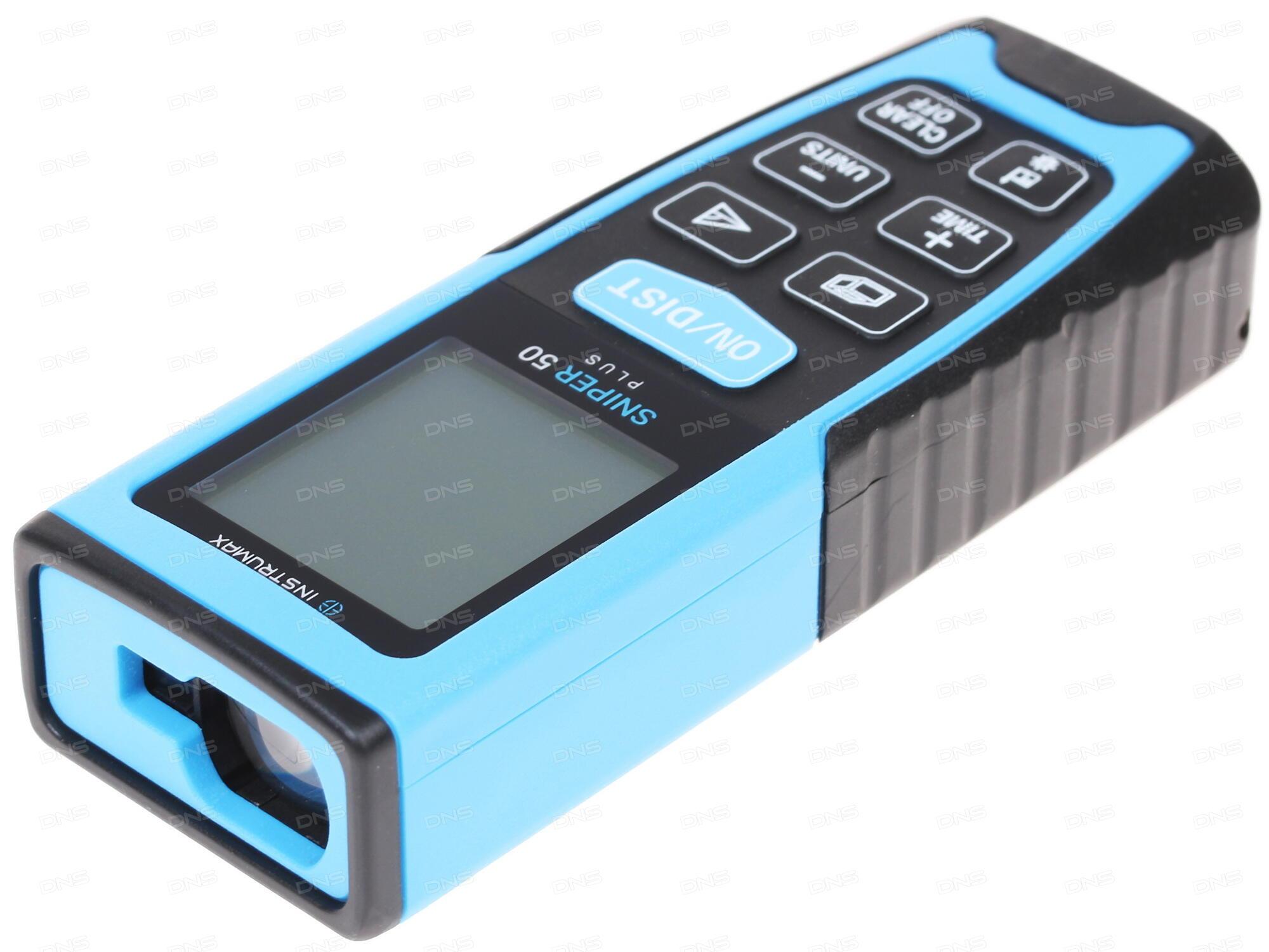 Отзывы покупателей о Лазерный дальномер Instrumax <b>SNIPER</b> ...