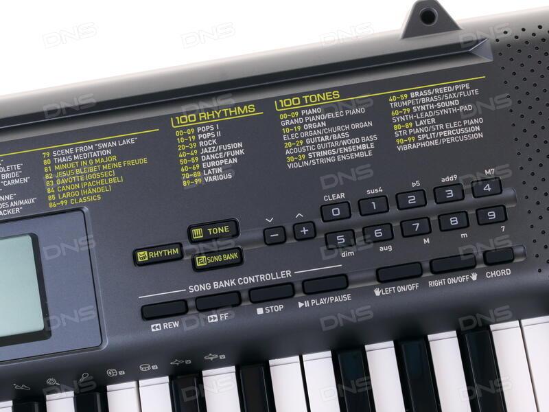 Скачать музыке на синтезатор casio