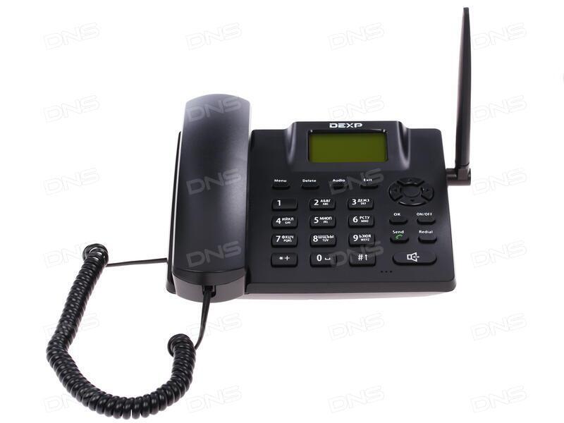 Стационарный gsm телефон dexp larus x2 инструкция