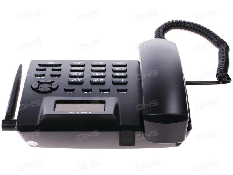 dexp larus x2 стационарный gsm телефон