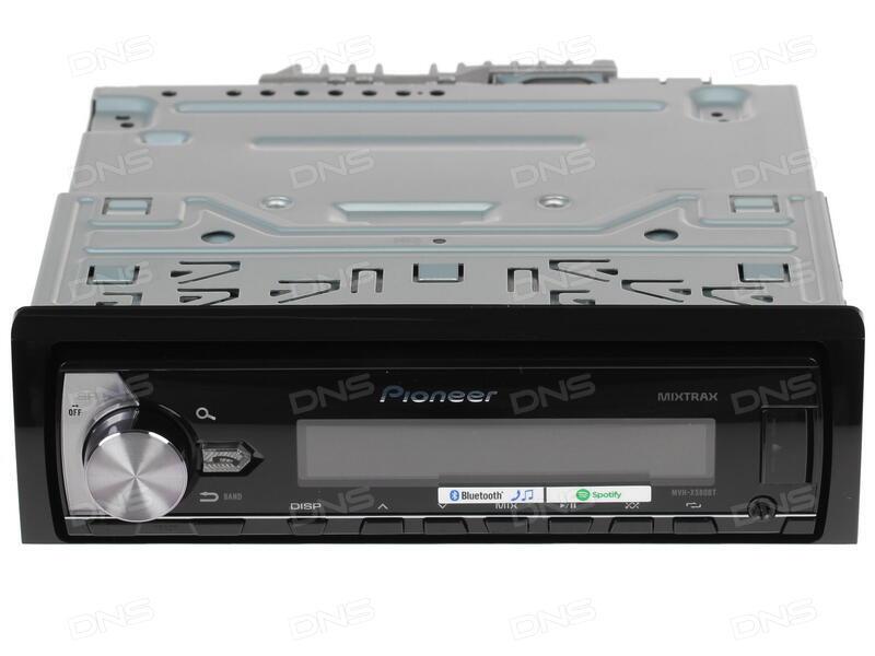 Pioneer Mvh-x580bt инструкция - фото 7