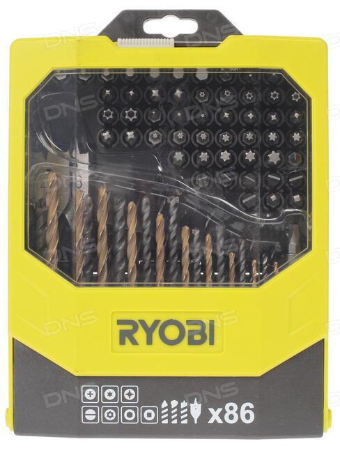 Набор сверл Ryobi