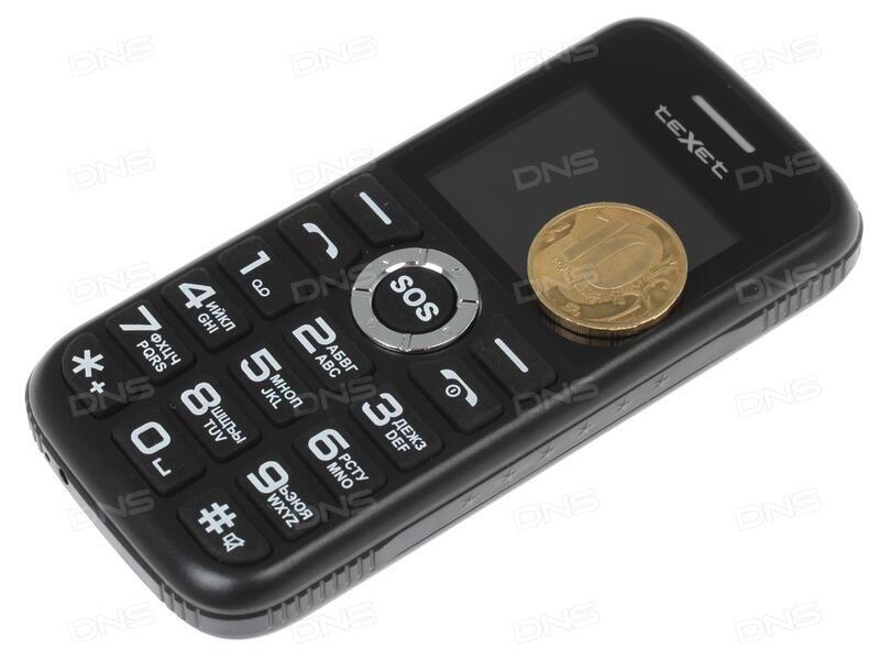 Сотовый телефон teXet TM-B116