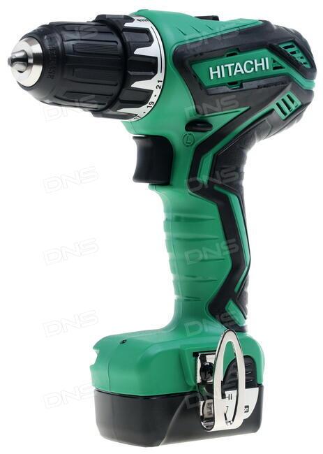 Шуруповерт Hitachi