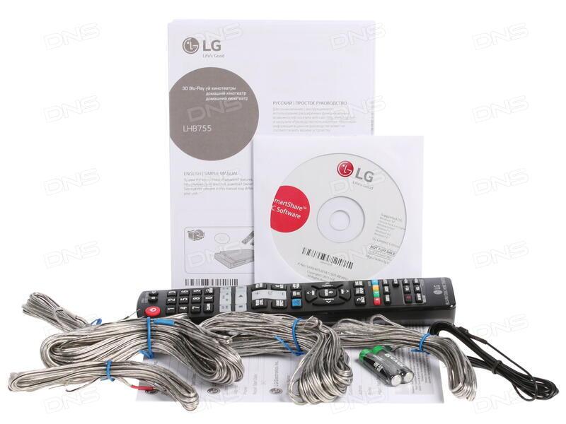 Домашний Кинотеатр LG Lhb755 инструкция - картинка 3