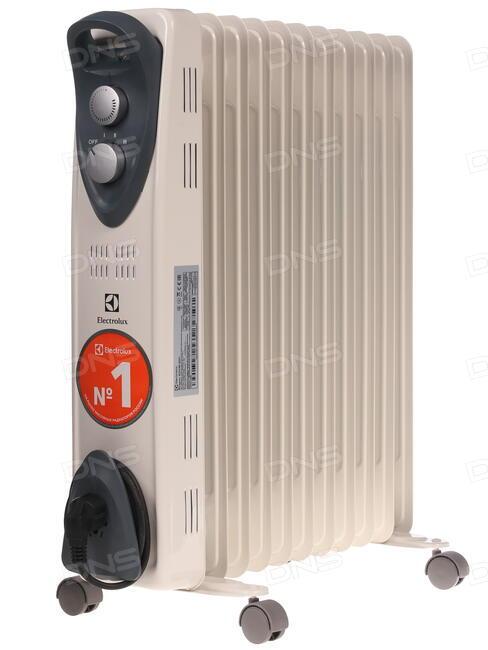 Масляный радиатор Electrolux