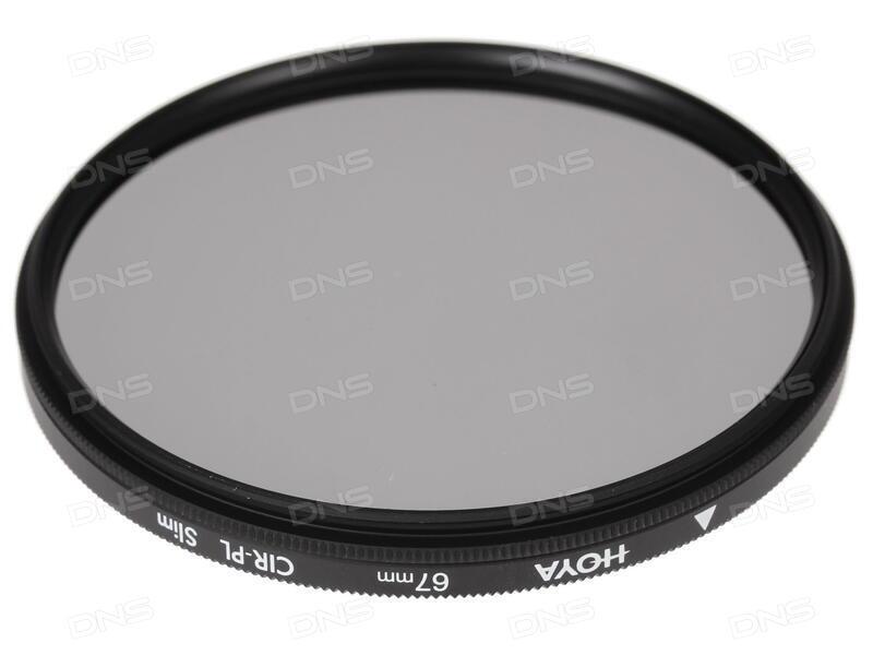 Светофильтр HOYA TEC Circular-PL SLIM 37mm 81985