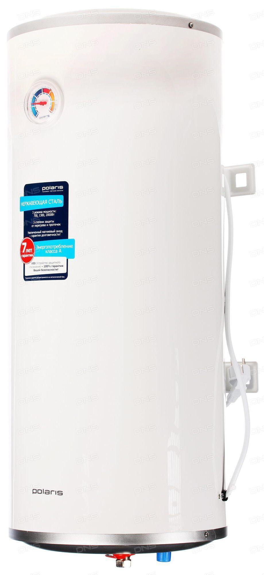 Эл схема водонагревателя поларис