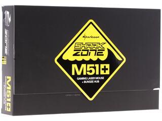Мышь проводная Sharkoon SHARK ZONE M51