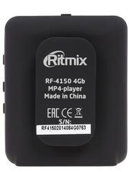 Мультимедиа плеер Ritmix RF-4150 черный