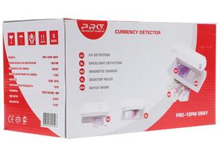 Детектор банкнот PRO-12PM