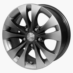 Автомобильный диск Литой Скад Арктур 6,5x15 5/110 ET 38 DIA 65,1 Селена-комби