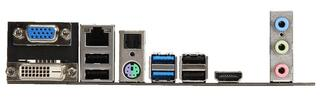 Плата MSI LGA1155 B75IA-E33 B75 2xDDR3-2400 PCI-Ex16 HDMI/DVI/DSub 8ch 3xSATA 1xSATA3 RAID 2xUSB3 GLAN mini-ITX