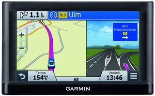 GPS навигатор Garmin Nuvi 65LMT