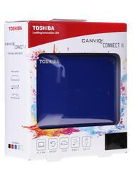 "2.5"" Внешний HDD Toshiba CANVIO Connect II [HDTC805EL3AA]"