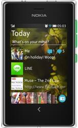 "Смартфон Nokia 503 Dual 3"" Green"