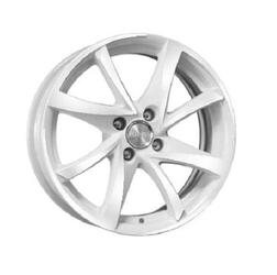 Автомобильный диск Литой K&K Игуана 5,5x14 4/98 ET 25 DIA 58,5 Алмаз вайт