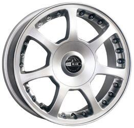 Автомобильный диск Литой K&K Багира-Ринг 6,5x15 5/114,3 ET 42 DIA 67,1 Сильвер