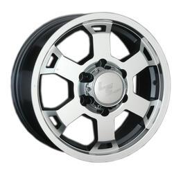 Автомобильный диск Литой LS 326 7x16 6/139,7 ET 38 DIA 100,1 GMF
