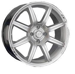 Автомобильный диск Литой LS T117 6x14 5/100 ET 35 DIA 58,5 HP