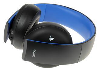 Гарнитура беспроводная Sony Gold Wireless Stereo Headset Black
