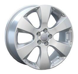 Автомобильный диск Литой Replay SB19 7x17 5/100 ET 55 DIA 56,1 Sil