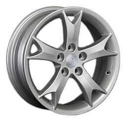 Автомобильный диск литой Replay PG41 6,5x16 5/112 ET 39,5 DIA 66,6 Sil