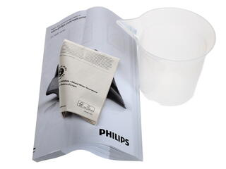 Утюг Philips GC4850 голубой