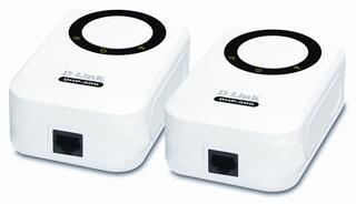Адаптер PowerLine D-Link DHP-301