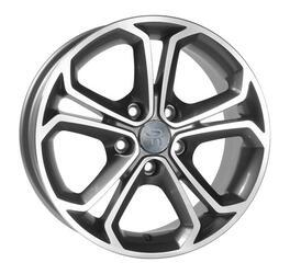 Автомобильный диск литой Replay OPL10 6,5x15 5/139,7 ET 45 DIA 57,1 GMF