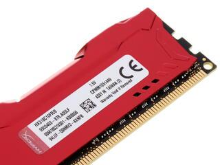 Оперативная память Kingston HyperX FURY Red Series [HX318C10FR/8] 8 ГБ