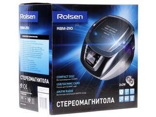 Магнитола Rolsen RBM-210
