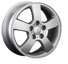 Автомобильный диск литой Replay MI52 6,5x16 5/114,3 ET 46 DIA 67,1 Sil