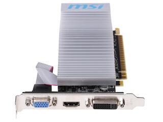 Видеокарта MSI GeForce 210 [N210-TC1GD3H/LP]