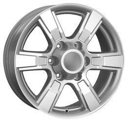 Автомобильный диск Литой LegeArtis GW2 7x17 6/139,7 ET 38 DIA 100,1 Sil