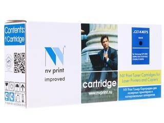 Картридж лазерный NV Print CLT-K407S