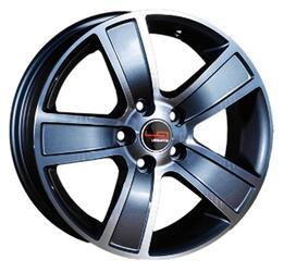 Автомобильный диск Литой LegeArtis SK17 6x15 5/100 ET 38 DIA 57,1 GMF