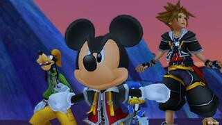 Игра для PS3 Kingdom Hearts HD 1.5 Remix