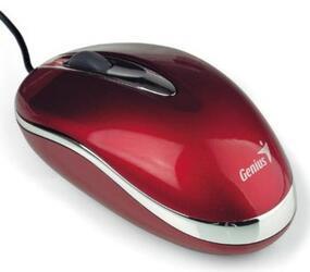 Мышь проводная Genius Optical Mini Traveler