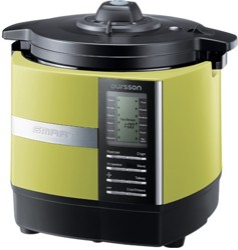 Мультиварка Oursson MP5015PSD/GA зеленый, черный