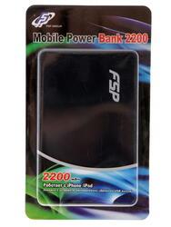 Портативный аккумулятор FSP Power Bank черный