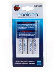Зарядное устройство SANYO Eneloop MQR06-E-4-3UTGB