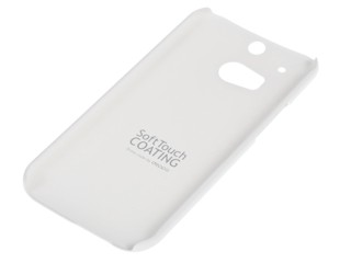 Накладка + защитная пленка  Deppa для смартфона HTC One (M8)
