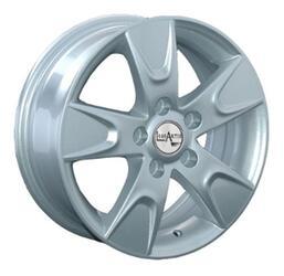 Автомобильный диск Литой LegeArtis SK18 6x15 5/112 ET 47 DIA 57,1 Sil