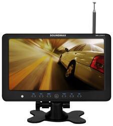 Автомобильный телевизор SoundMAX SM-LCD912