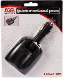 Разветвитель автоприкуривателя Agestar AS-007