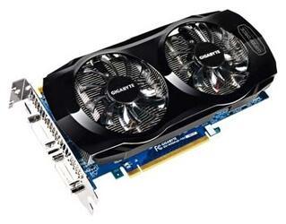 Видеокарта GIGABYTE GeForce GTX 560 Ti [GV-N560UD/N56GUD-1GI]